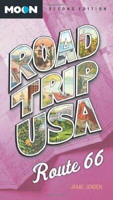 Road Trip USA Route 66, Jensen, Jamie Book The Cheap Fast Free Post