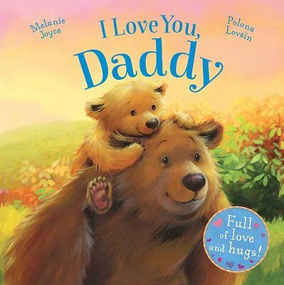 I Love You Daddy Book The Cheap Fast Free Post