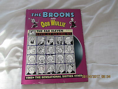 The  Broons & Oor Wullie - Thesensational  Sixties 1960-1969 D/j Very Good