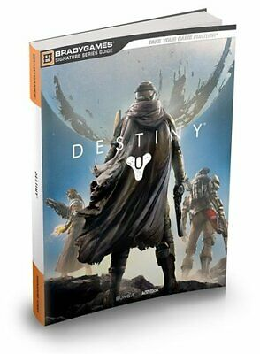 Destiny Signature Series Strategy Guide (Act Activision) by BradyGames Book The