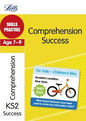 Comprehension Age 7-9: Skills Practice (Letts Key Stage 2 Success) by Various