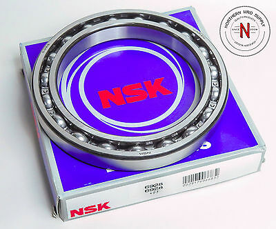 NSK 6928 DEEP GROOVE BALL BEARING, 140mm x 190mm x 24mm, OPEN SEAL, FIT: C0