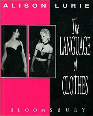 The Language of Clothes, Lurie, Alison Paperback Book The Cheap Fast Free Post
