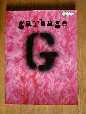 """Garbage"": Guitar Vocal Edition with Tablature Paperback Book The Cheap Fast"