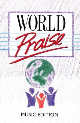 World Praise: Music Edition Paperback Book The Cheap Fast Free Post