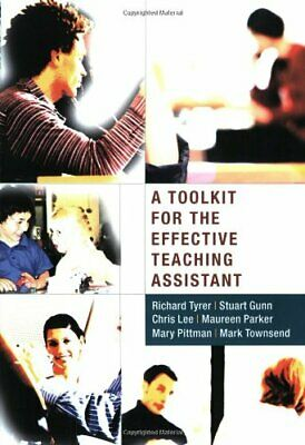 A Toolkit for the Effective Teaching Assistant by Townsend, Mark Paperback Book