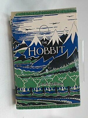The Hobbit : by J. R. R. Tolkien Hardback Book The Cheap Fast Free Post