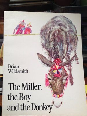 Miller, the Boy and the Donkey, Wildsmith, Brian Paperback Book The Cheap Fast