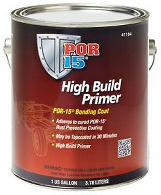 High Build Primer, Gallon POR-41101 Brand New!
