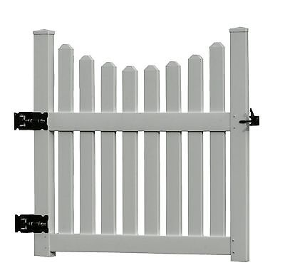 New England Arbors Cottage Picket Gate New