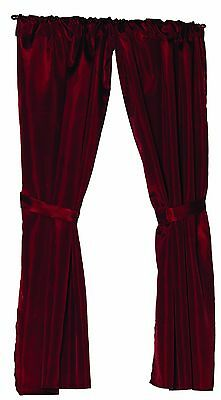 Carnation Home Fashions 100-Percent Polyester Fabric Window Curtain 36 by... New