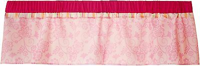Kids Line Miss Monkey Window Valance New