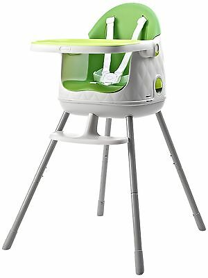 Keter 3945 Multi-Dine High Chair Green New