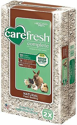 carefresh Complete Pet Bedding 30 L Natural New