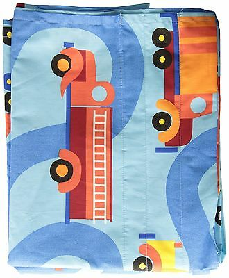 Room Magic RM16-BT Window Panels Set Boys Like Trucks New