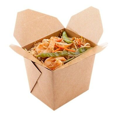 Restaurantware Large Bio Noodle Take Out Container (200 Count) 16-Ounce B... New