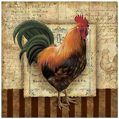 Thirstystone Occasions Trivet Prize Rooster I Multicolor New