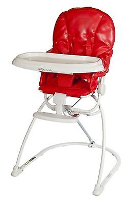 Guzzie+Guss 203 Reclining High Chair (Strawberry) Strawberry New