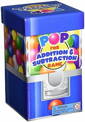 POP for Addition and Subtraction Card Game New