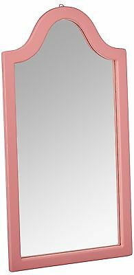 Frenchi Home Furnishing Kid's Wall Mirror Pink Color New