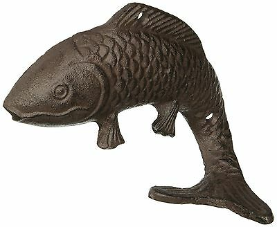 Abbott Collection Home Large Fish Wall Hook New