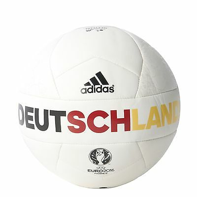 adidas UEFA Euro 2016 OLP Germany Capitano Soccer Ball 1 New
