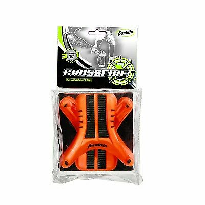 Franklin Sports Crossfire 3 in 1 Kicking Tee New