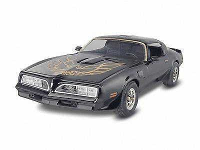 Revell '78 Pontiac Firebird 3'n 1 Plastic Model Kit New