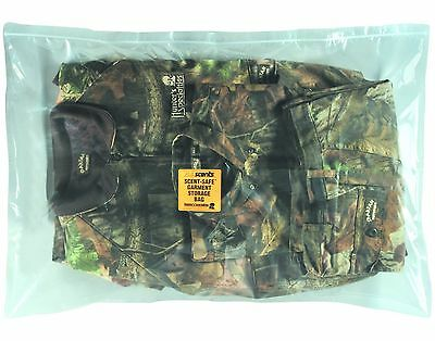 Scent-A-Way Scent-Safe Clothing Bag with Scent Wafer by Hunter's Specialt... New