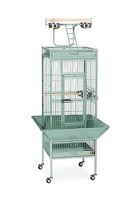 Prevue Pet Products Wrought Iron Select Bird Cage 18-Inch by 18-Inch by 5... New