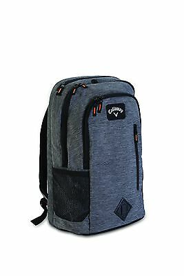 Callaway Clubhouse Back Pack Charcoal One Size New