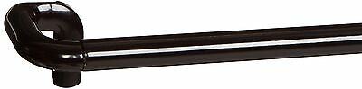 Umbra Twilight Drapery Rod for Window 48 to 88-Inch Auburn Bronze New