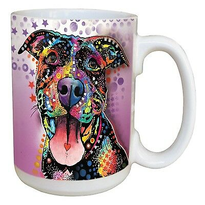 Tree-Free Greetings 46198 Dean Russo Mutts for You Ceramic Mug with Full-... New
