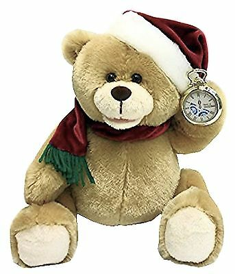 Cally The Advent Bear [Count Down Living Advent Calendar Exclusive Talkin... New