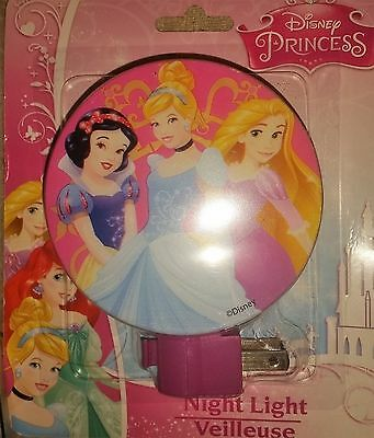 Disney Princess Nightlight New