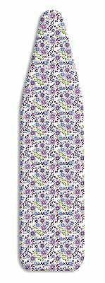 Whitmor 6146-834 Supreme Ironing Board Cover and Pad Savvy Floral Design New