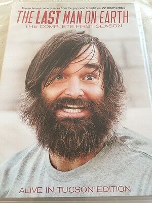 The Last Man on Earth: The Complete 1st Season (DVD, 2015, 2-Disc Set