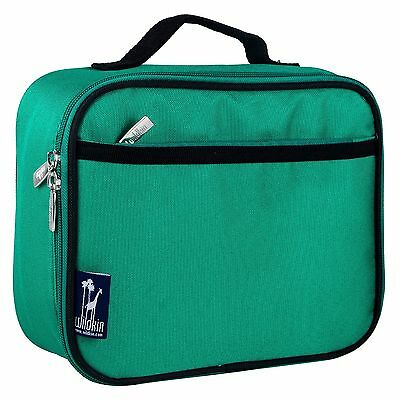 Wildkin Lunch Box Emerald Green New