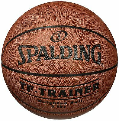 Spalding TF-Trainer Weighted Trainer Ball - 3lbs New