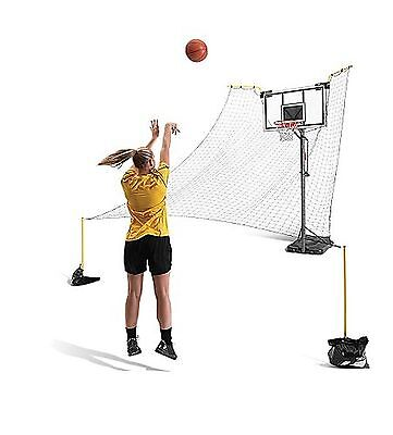 SKLZ Rapid Fire II Make or Miss Ball Return Net 180-Degree New