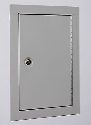 Stack-On IWC-22 In-Wall Cabinet (Beige) New