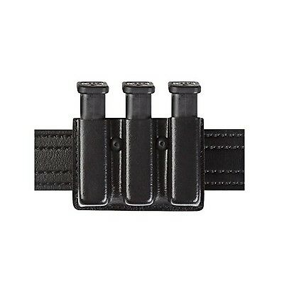 Safariland Duty Gear Glock 17 Open Top Slimline Triple Magazine Pouch (St... New