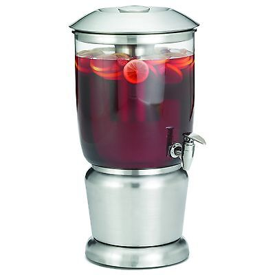 TableCraft Products Single Beverage Dispenser with Infuser 2.5-Gallon New