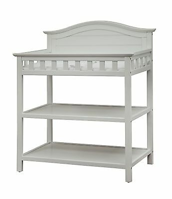 Thomasville Kids Southern Dunes Dressing Table with Pad White New
