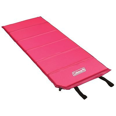 Coleman Company Girl's Self-Inflating Camp Pad Pink New