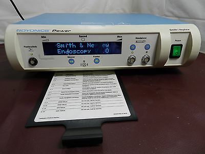 Smith & Nephew Dyonics Power Control Unit Endoscopy @M2
