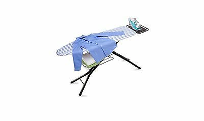 Honey-Can-Do Quad Leg Ironing Board with Deluxe Iron Rest New