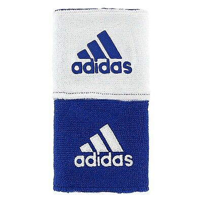 adidas Interval Reversible Wristband One Size Fits All New