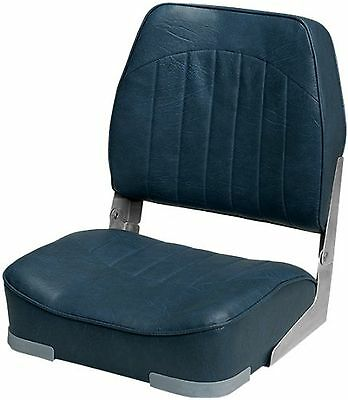 Wise Standard Folding Boat Seat Navy New