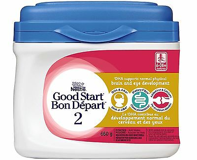 NESTL GOOD START 2 with DHA & ARA Powder 660g New